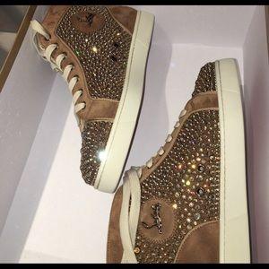 Louis Orlato Christian Louboutin sneakers
